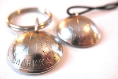 Markka-avaimenperä ja markkariipus